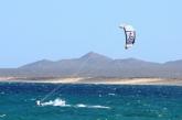 kiteboarding at la ventana