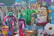 Mardi Gras Carnival, Ensenada