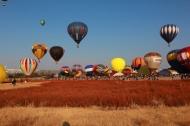 Launching Balloons