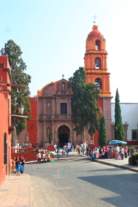 San Miguel Historic Site