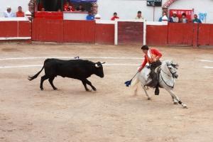 Matador on Horseback