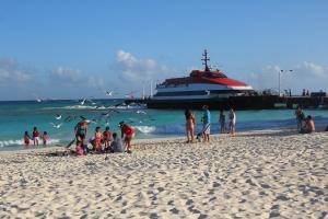 isla cozumel ferry