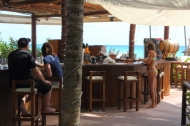Kools Bar and Adult Beach Club is right next door to Mamita's but is for adults only. They offer many of the same services and amenities as mamita's beach club