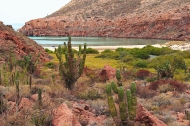 Ensenada Grande, Isla Partida, Sea of Cortez, One of the top 12 beaches in the world