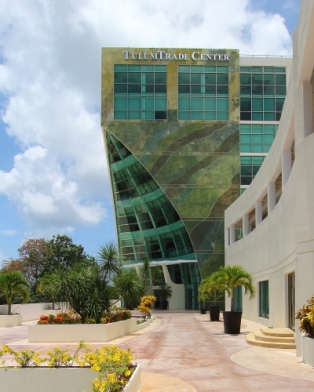 modern, contemporary architecture, cancun