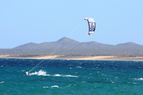 La Ventana Beach, Baja California Sur, Best kiteboarding in mexico