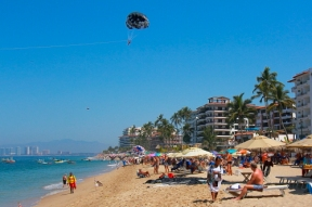 Playa Los Muertos, Puerto Vallarta, One of PV's best beaches