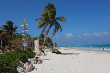 Another look at Tulum's Beaches, Maya Riviera