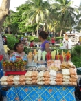 Fruit Stand and other snacks