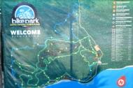 the bike trail map