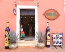 This tequileria features tastings of high quality boutique made tequila along with detailed information about how the local tequila is made