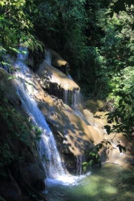 Cascada de la Riena