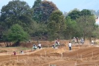 One of the 2 day events was a National motocross competition