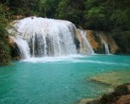 El Chiflon Waterfalls