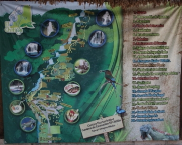 The Park Trail Map