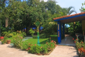 The entrance to the Lake Chapala Society facilities