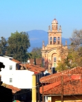 The Basilica of Patzcuaro