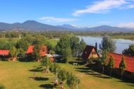 The Apupato eco tourist site in Patzcuaro