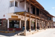 a look at the rustic centro area of Tapalpa