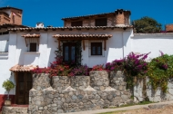 a private residence in centro Tapalpa
