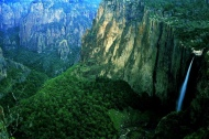 Cooper Canyon has 6 distinct canyons in the Sierra Madres. It is larger and deeper than the grand canyon of Arizona.