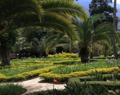 El Castillo Gardens