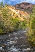 the river Yambala in Vilcabamba