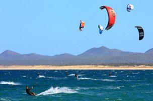 kiteboarding, la ventana classic