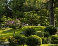 Japanese Garden, Palermo Woods