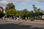 Palermo Woods Track for roller blading, biking, walking, Palermo Woods