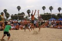 Estero Beach volleyball tornament