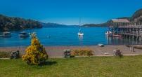 Lake Nahuel Huapi, on the 7 lakes tour