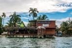 restaurants over the water