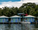cabins on isla colon