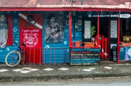 Dive shop with rental equipmentstar