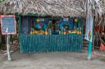 juice bar on starfish beach